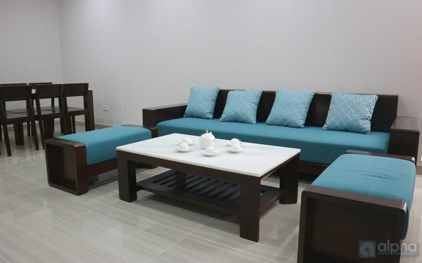 Three bedroom apartment for rent in The Link 3 Ciputra
