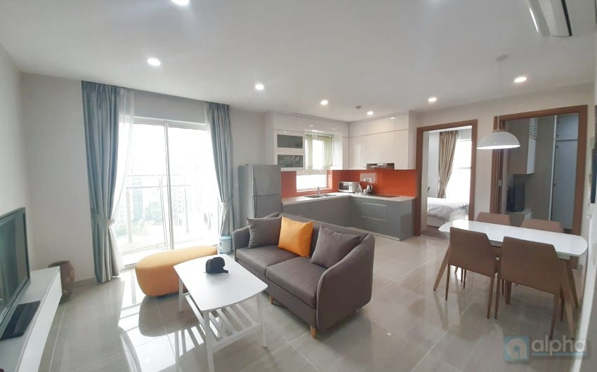 Brand-new apartment for rent in The Link 4 Ciputra