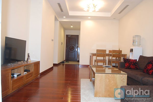02 bedrooms apartment in for rent in Royal City with fully furnished.