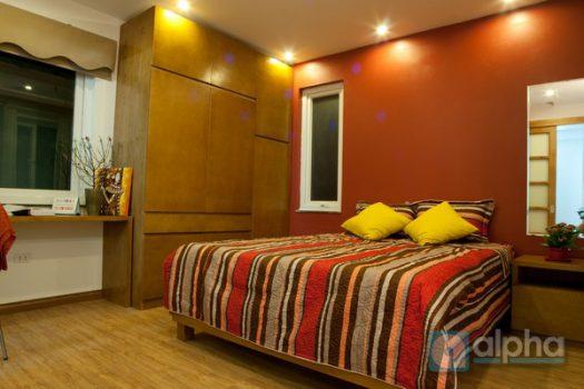 Căn hộ dịch vụ 1 phòng ngủ cho thuê tại Hai Bà Trưng, Hà Nội 1