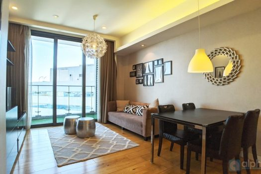Spacious and modern furnished apartment for rent in Indochina, Ha Noi, 02 bedroom. 6