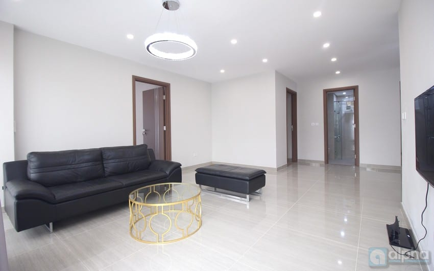 Brand-new apartment for lease in The Link 3 Ciputra