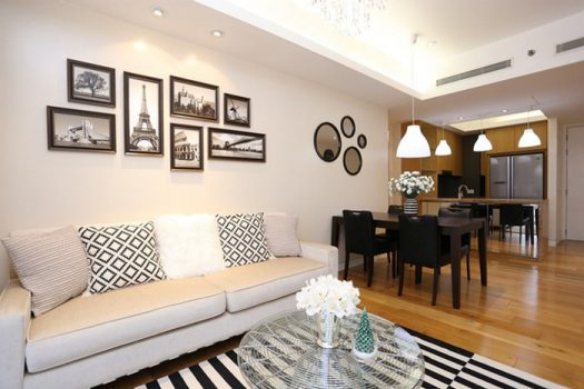 Indochina Plaza Ha Noi. Luxurious 02 bedrooms apartment for rent 5