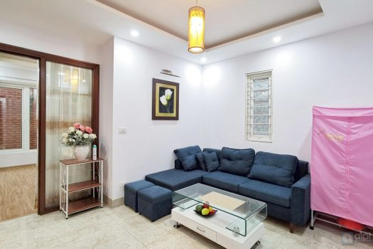 Nice service apartment for rent in Lang Ha Str., Dong Da distrcit 1