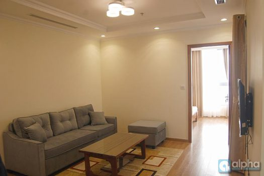 New one bedroom apartment for rent at Vinhomes Nguyen Chi Thanh 3