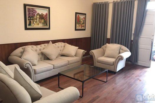 Great Villa in CiputraHa Noi for  lease next Unis International School 5