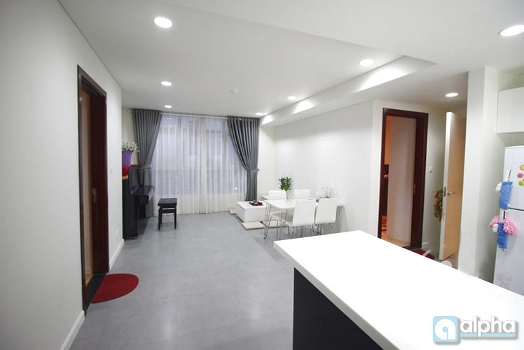 02 Bedroom Apartment for Rent in Water Mark