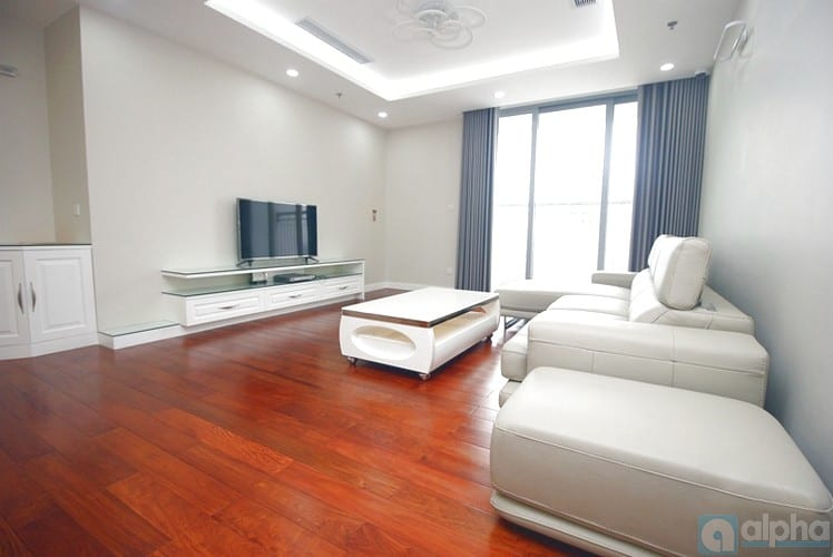 Luxury apartment in Golden location – Ba Dinh district