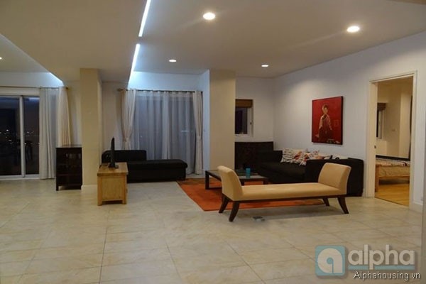 Luxury Golden Westlake apartment for rent with 3 bedrooms, High floor, Lake view