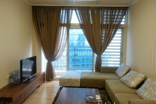 2 Bedrooms apartment for rent at Keangnam Building 3