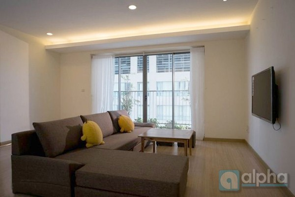 Three bedrooms with fully furnished apartment for rent in Sky City