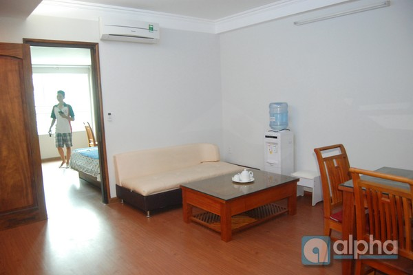 Service apartment for rent in Cau Giay area with one bedroom
