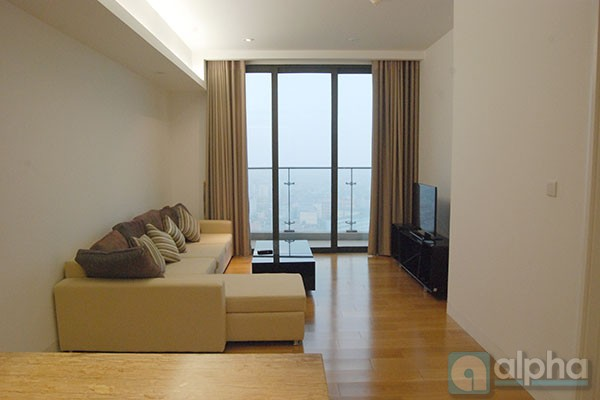 Nice flat at indochina plaza hanoi for lease, fully furnished, 2bedrooms