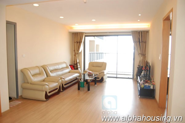 2 bedroom apartment for rent at Sky City Tower Hanoi, Dong Da District