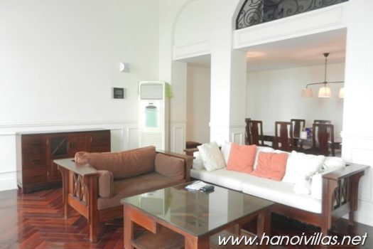 Three bedrooms apartment for rent in The Manor, Ha Noi, fully furnished, good price. 6