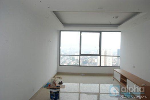 Căn hộ mới 3 phòng ngủ cho thuê tại Thăng Long Number One