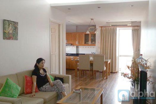 Căn hộ 2 phòng ngủ cho thuê tại Đống Đa