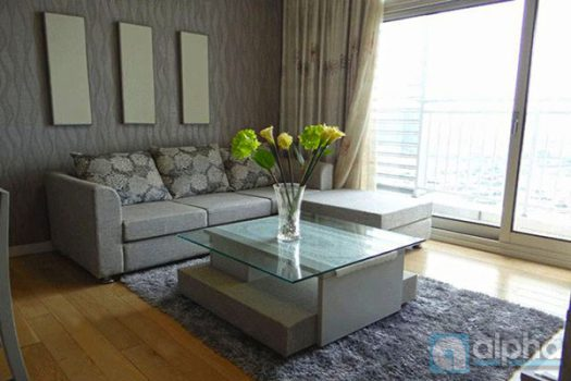 Modern style apartment for rent in Keangnam Ha Noi, 03 bedrooms, furnished. 4