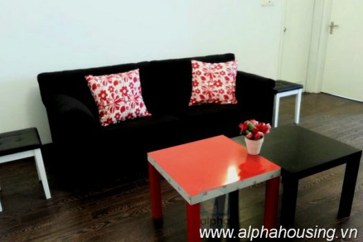 Modernly style apartment for rent in Pham Hung, Tu Liem, Ha Noi 5