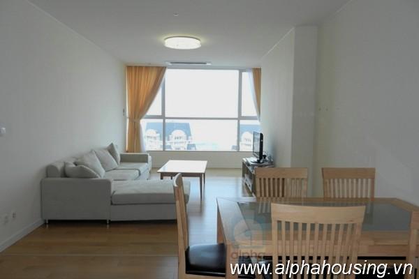 Luxury apartment for rent in Keangnam Landmark Tower, Ha Noi