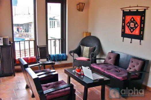 Nhà 4 phòng ngủ cho thuê tại Trần Hưng Đạo