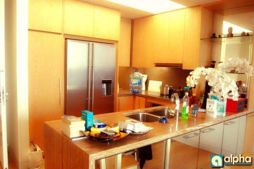 Cho thuê căn hộ 2 phòng ngủ nội thất đầy đủ tại Indochina