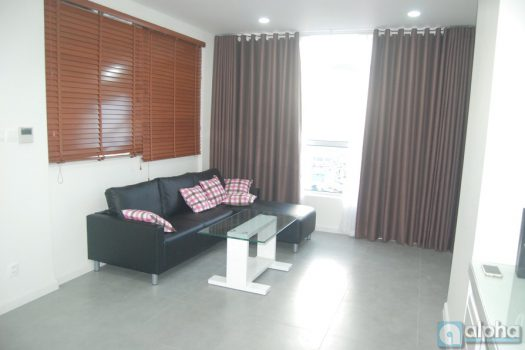 Brand-new one bedroom apartment for rent at Watermark Building, Tay Ho area 3
