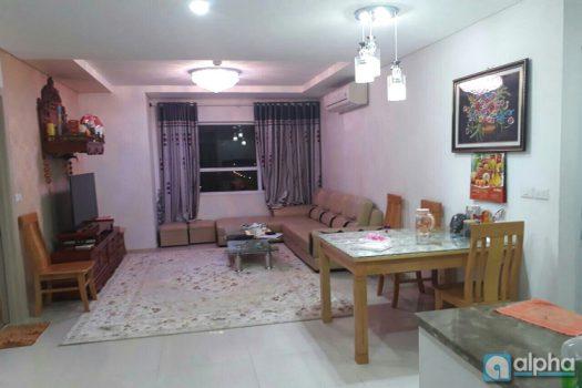 Căn hộ Golden Palace Mễ Trì Hà Nội cho thuê với 2 phòng ngủ