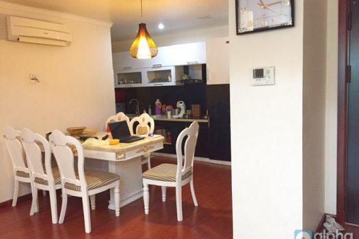 Căn hộ nội thất đẹp cho thuê tại Golden Palace