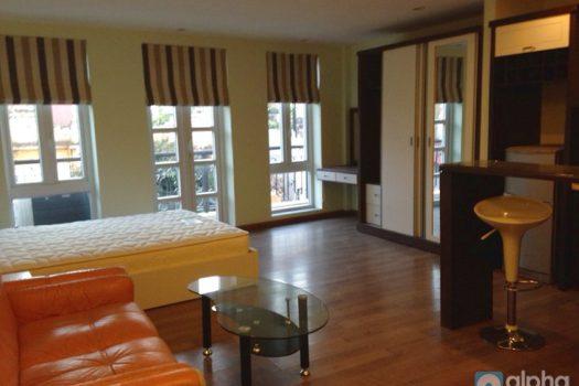 Cho thuê căn hộ 1 phòng ngủ tại Hoàn Kiếm