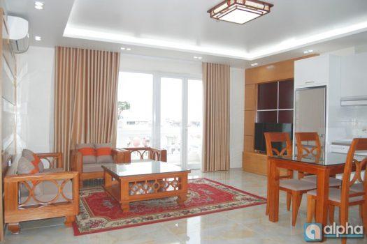 Căn hộ tầng cao Tô Ngọc Vân cho thuê