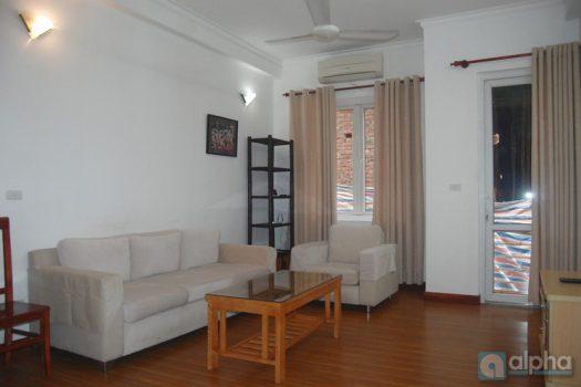 Cho thuê căn hộ dịch vụ 1 phòng ngủ tại Tây Hồ