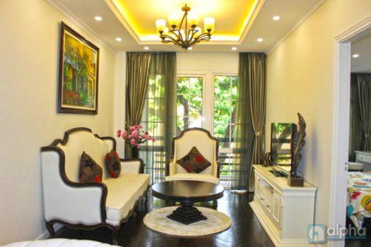 Căn hộ cao cấp đầy đủ nội thất hiện đại cho thuê tại Hoàn Kiếm Hà Nội