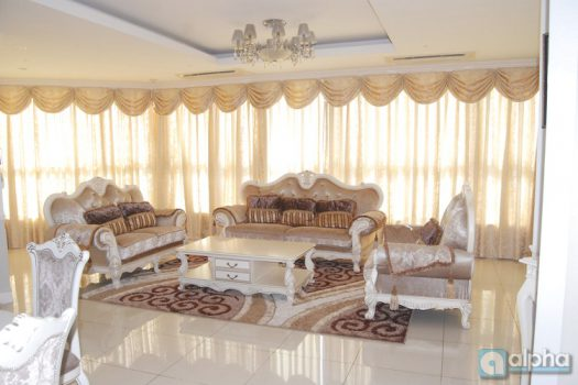 Căn hộ 4 phòng ngủ sang trọng cho thuê tại Keangnam Hà Nội