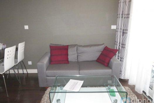 Cho thuê căn hộ 1 phòng ngủ nội thất hiện đại tại Lancaster Núi Trúc