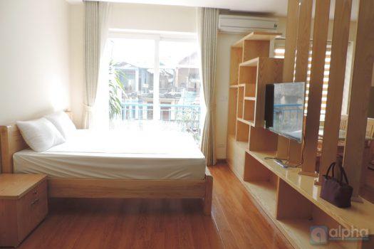 Cho thuê căn hộ dịch vụ Studio tại Tây Hồ