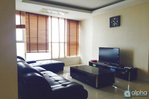 Căn hộ 4 phòng ngủ (160m2) cho thuê tại Keangnam Hà Nội