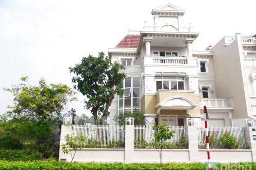 Cho thuê Biệt Thự rộng nội thất hiện đại tại Ciputra Hà Nội