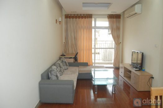 Budget 2 bedroom apartment for rent in Tay Ho 2