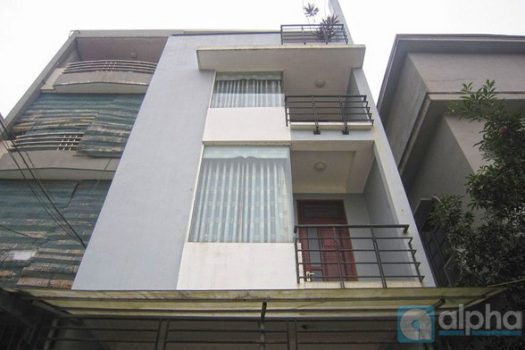 3 bedroom house rental in Tay Ho district, Hanoi, nice design + full furniture 5