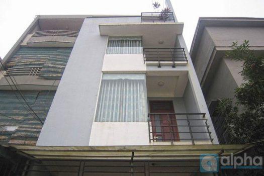 3 bedroom house rental in Tay Ho district, Hanoi, nice design + full furniture 4
