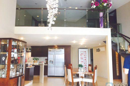 Căn hộ  Penthouse đẹp cho thuê tại Keangnam Landmark Hà Nội