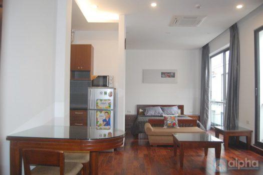 Cho thuê căn hộ mới phố Đào Tấn