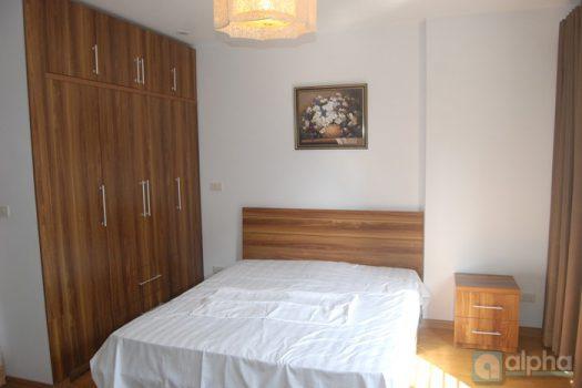 Căn hộ một ngủ đầy đủ nội thất cho thuê gần đại sứ quán Mỹ
