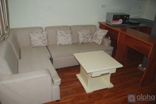 Budget one bedroom apartment in Hoan Kiem, brand new 4