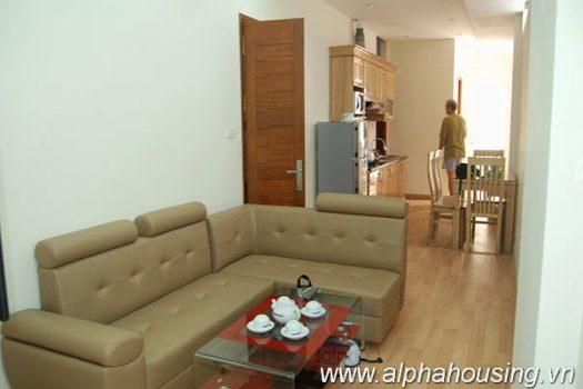 Căn hộ dịch vụ 2 phòng ngủ cho thuê tại Hoàn Kiếm