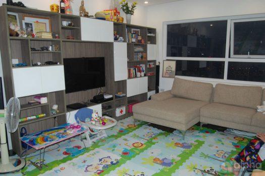Cho thuê căn hộ 2 phòng ngủ tại Golden Place