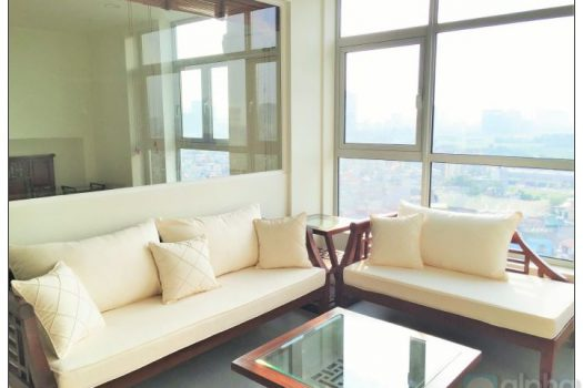 Watermark Ho Tay apartment for rent, one bedrooms, furnished 6
