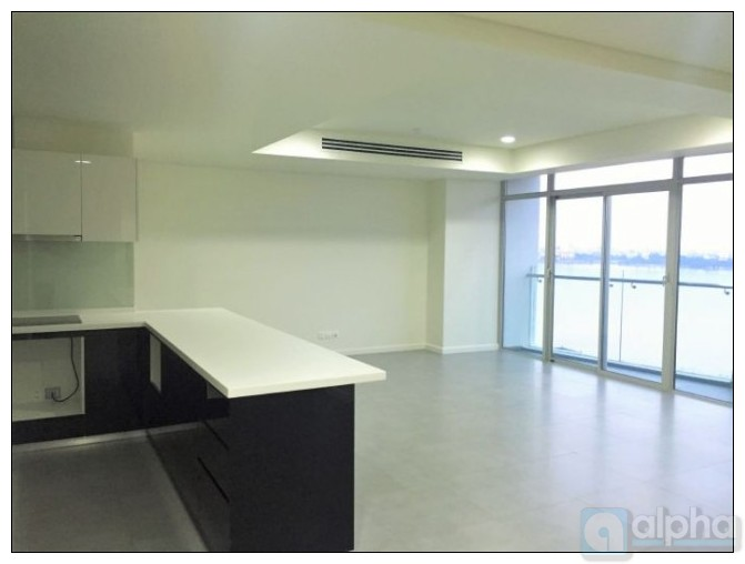 Unfurnished 2 bedroom apartment for rent at Watermark Ho Tay