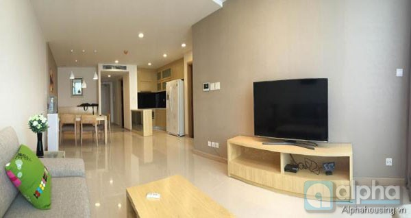 New apartment for rent in Thang Long Number 1, 03 bedrooms, well furnishings.